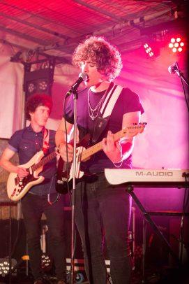 Photo Padraig Faughnan - Darling at the Skerries Soundwaves Mills Gig 2015 (13)