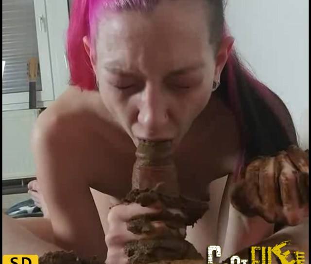Sucked The Shit Covered Dick Kv Girl Sd Low Dirty Anal Scat Sex Anal Sex Shitting Porn