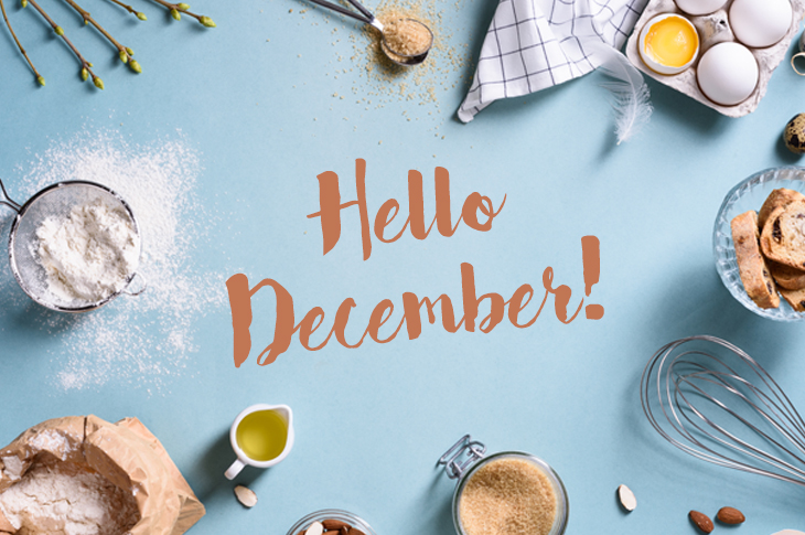 bakery station welcoming content marketing ideas for December
