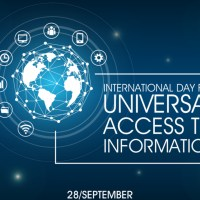 16. International Day for Universal Access to Information – 28September