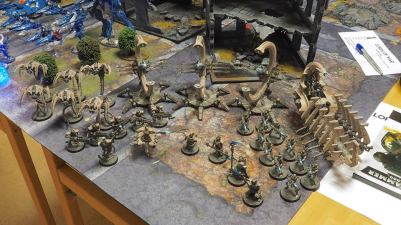 Armies on Parade: Necrons, photo by: Leonard Dime