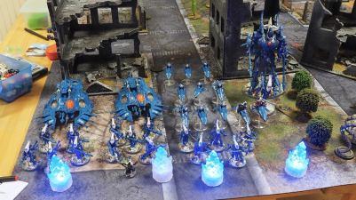 Armies on Parade: Eldar Craftworlds, photo by: Leonard Dime