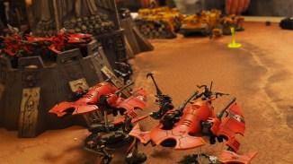 Saim-Hann forces engage elements of the Lamenters. Photo: Leonard Dime