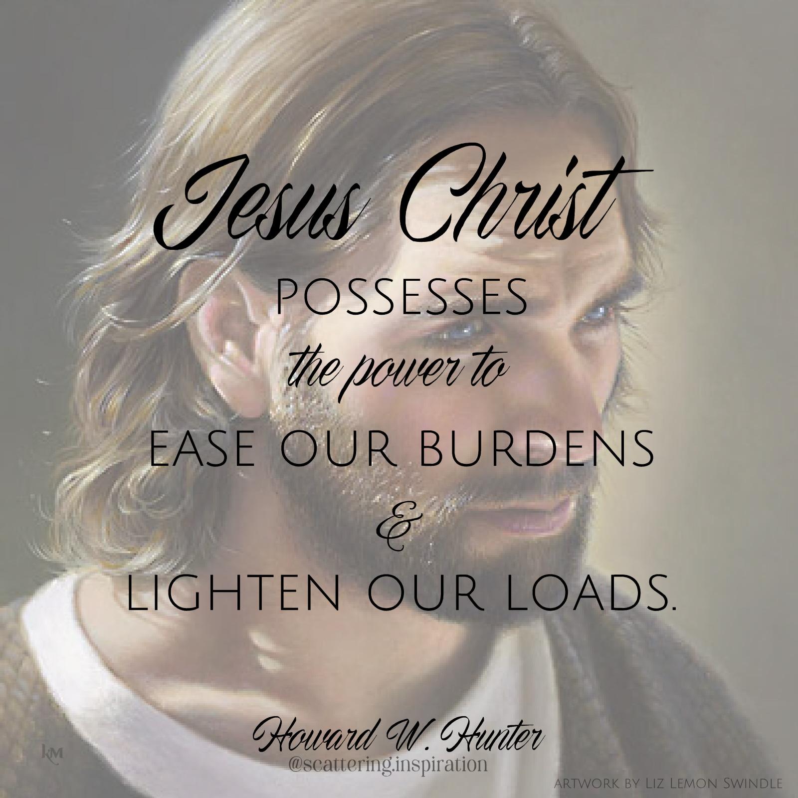 Jesus possesses