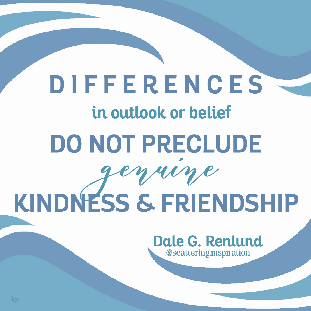 differences do not preclude