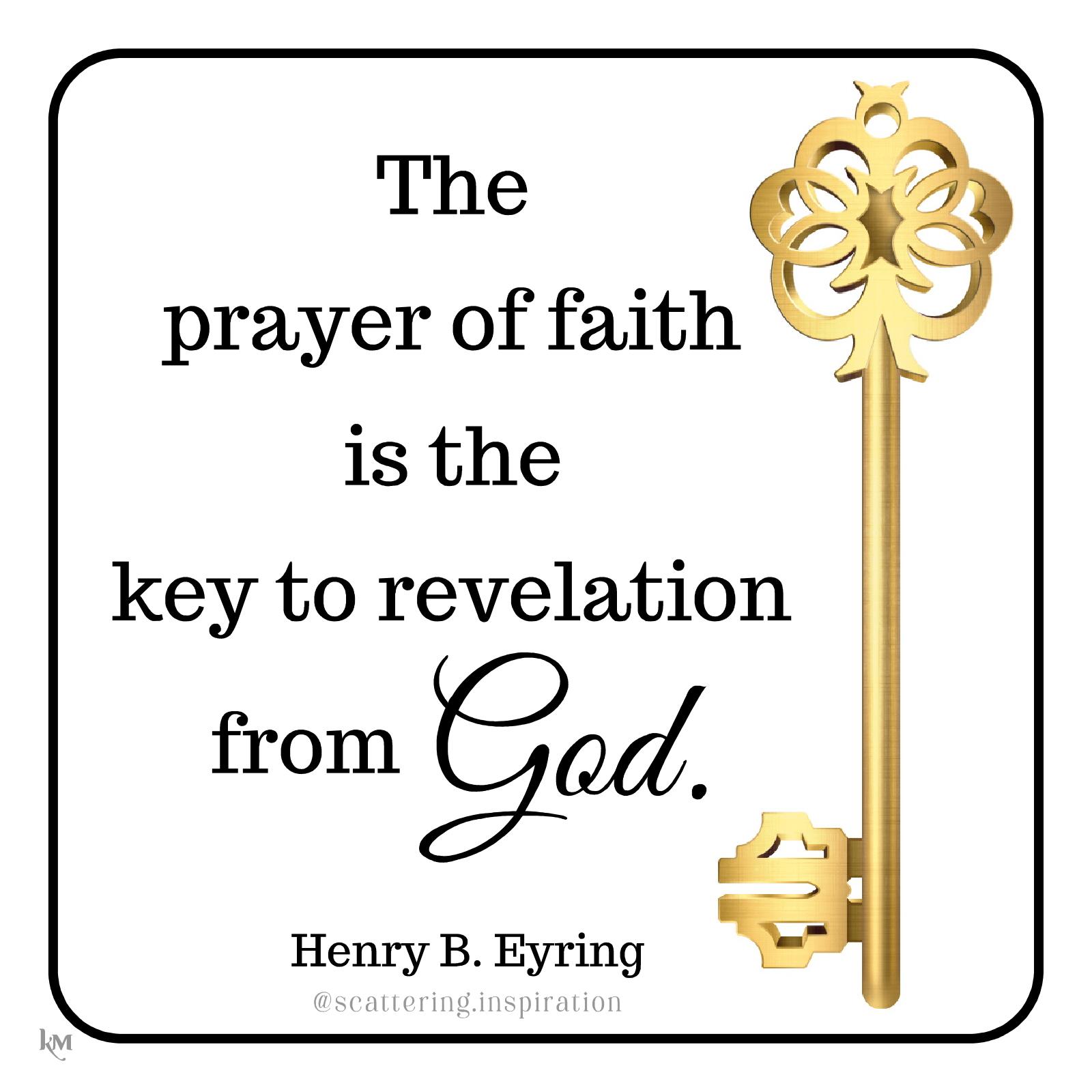key to revelation