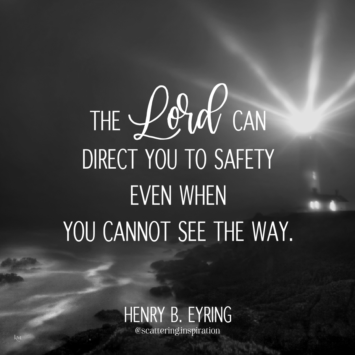 the Lord can direct