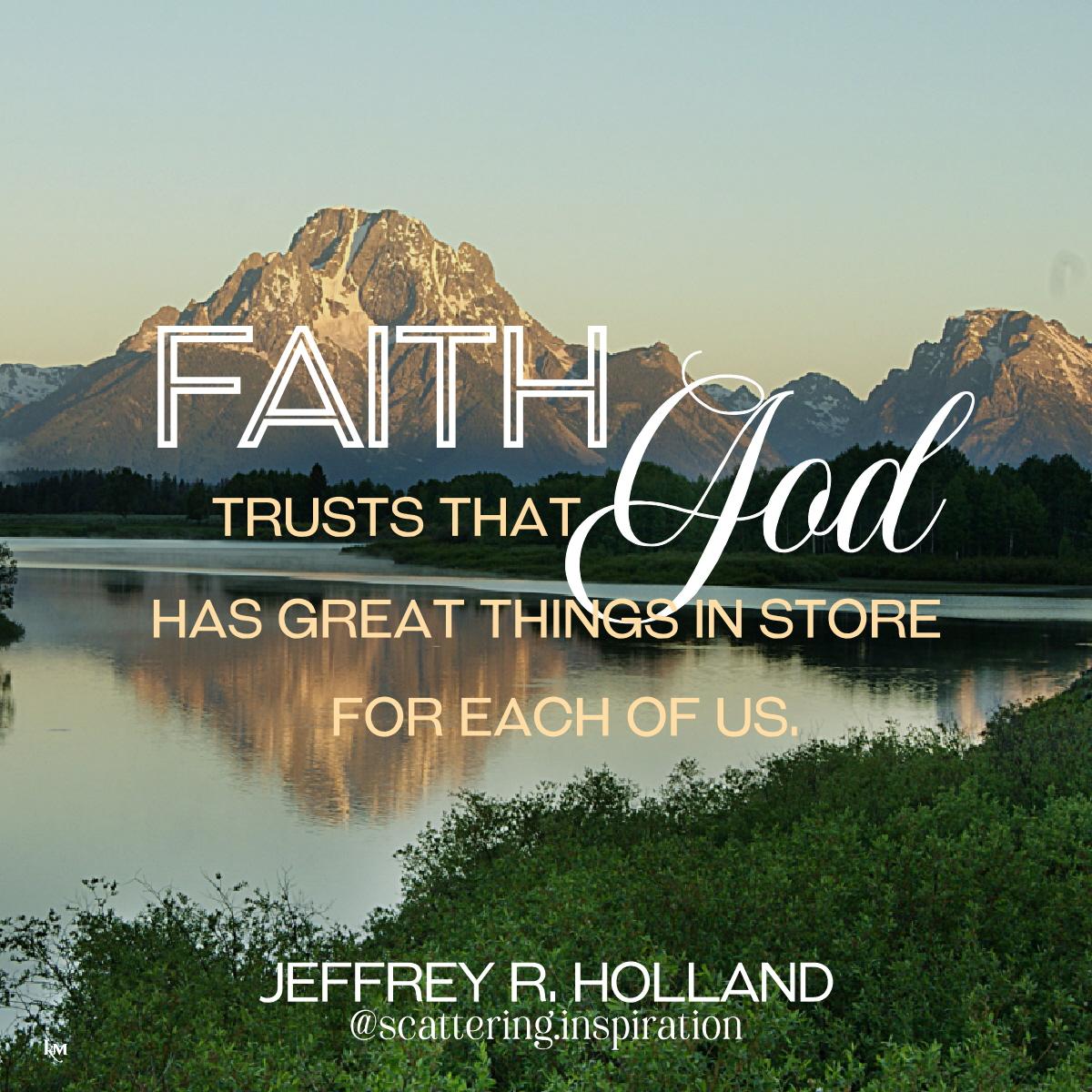 faith trusts