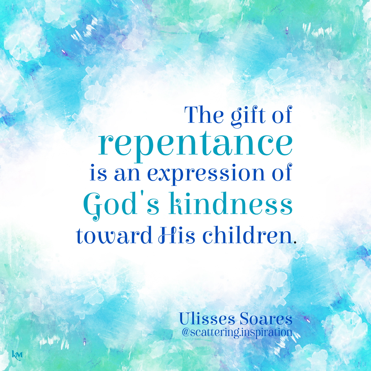 gift of repentance