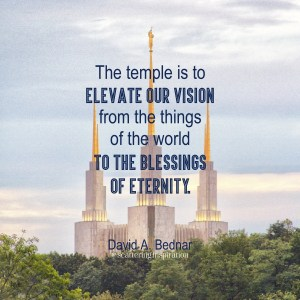 elevate our vision