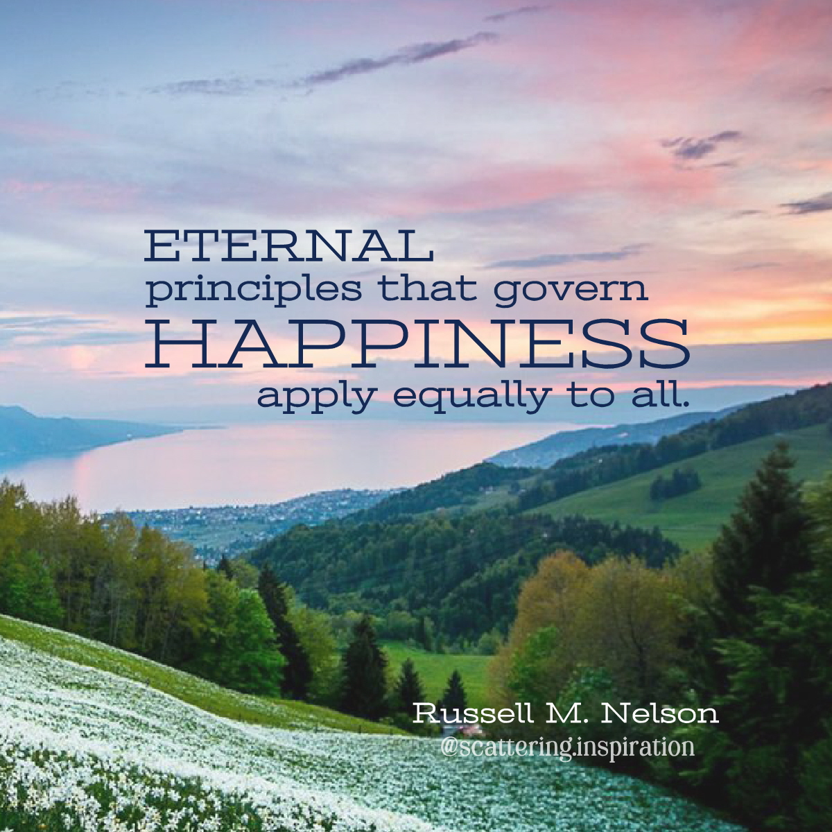 eternal principles