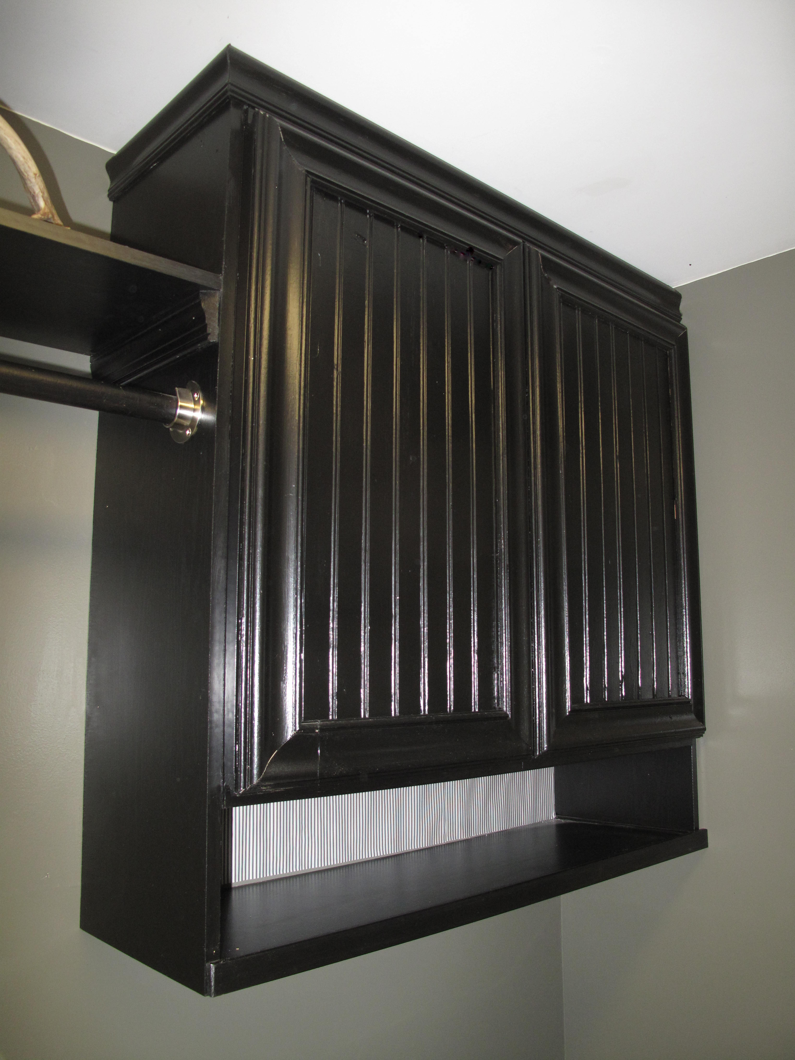 Refacing Laminate And Oak Cabinets Diy Scavenger Chic