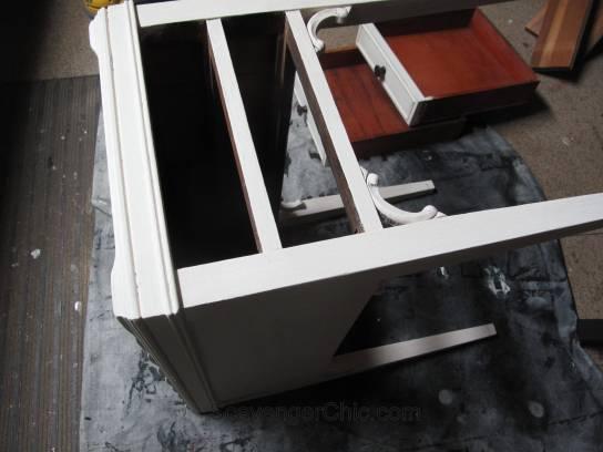 Repairing Chipped Wood Veneer Scavenger Chic
