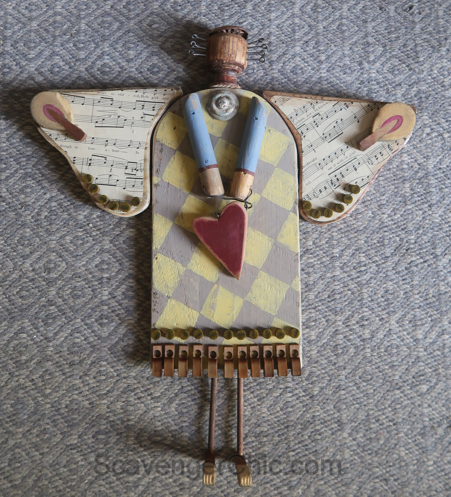 Upcycled Projects Miscellaneous Objects Scavenger Chic