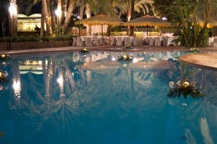 Hotel Huerto del Cura_Piscina