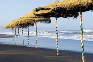 Playa. Torremolinos. Costa del Sol Occidental