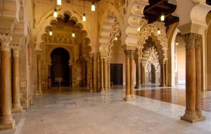 052. Palacio de la Aljafería. DEC Aranzazu Peyrotau