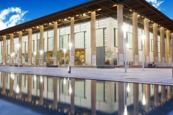 Auditorio - palacio congresos. Daniel Marcos