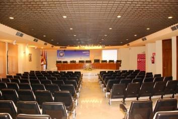 13. Salón de actos de la diputación