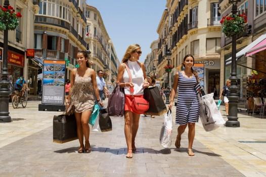 Shoppin. Málaga