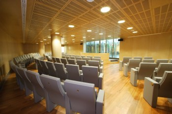 Auditorio A fundacion Pontevedra