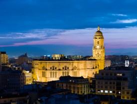 SCB Spain Convention Bureau. Málaga. Catedral