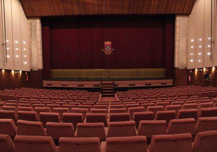 Escenario Teatro Quijano