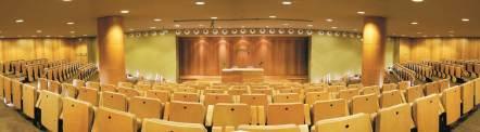 SCB Spain Convention Bureau. Lanzarote. AUDITORIO