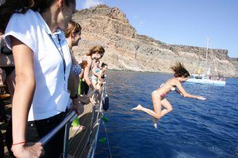 Actividad nautica
