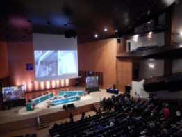 Auditorio evento