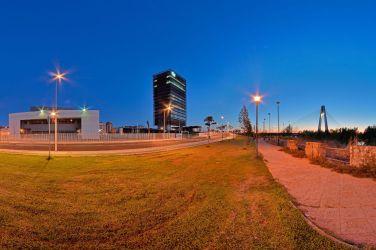 SCB Badajoz Torre Caja Badajoz