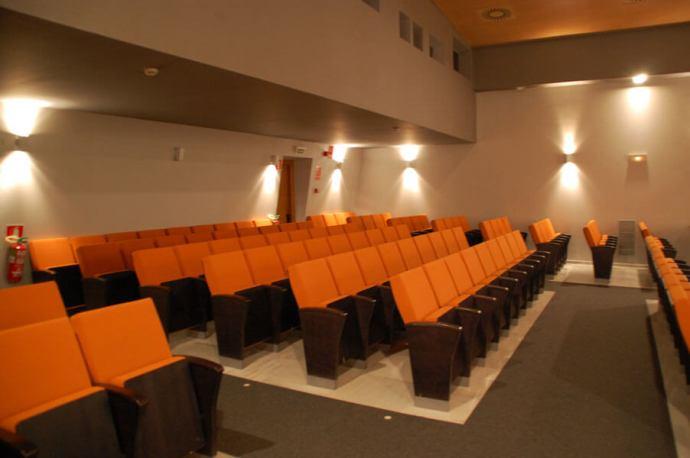 SCB Spain Convention Bureau. Cartagena. -Aula-de-Cultura