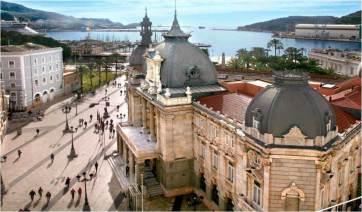 SCB Spain Convention Bureau. Cartagena. Ayuntamiento-y-Puerto