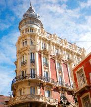 SCB Spain Convention Bureau. Cartagena. Modernismo
