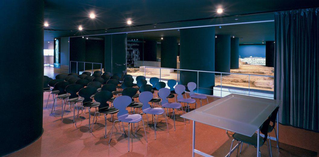 SCB Spain Convention Bureau. Cartagena. Sala-Augusteum