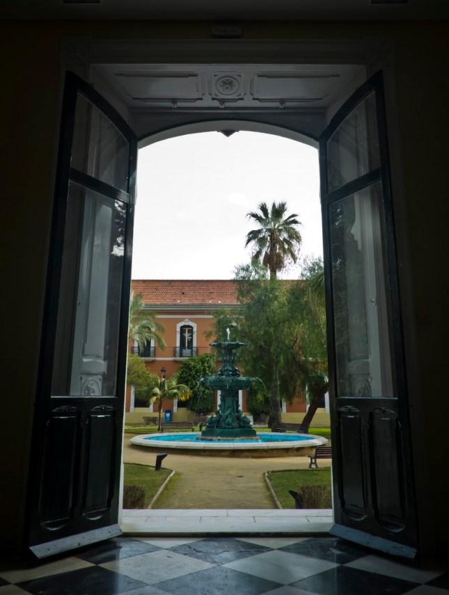 SCB Spain Convention Bureau. Huelva. Casa Casa Colón