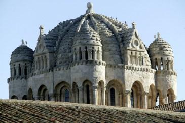 Cimborrio Catedral de Zamora