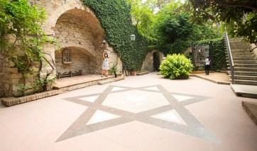 Girona, Museu d'Hist+¦ria dels Jueus. 0018.+Æscar Vall.Arxiu Imatges PTCBG