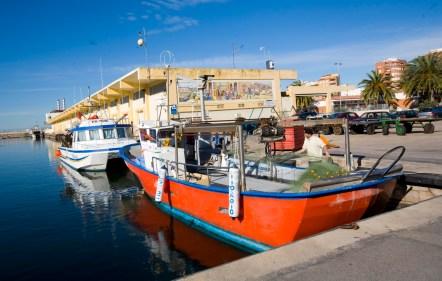 SCB Spain Convention Bureau - Castellón -Grao - Puerto pesquero