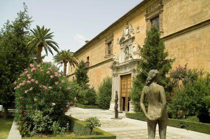 Hospital Real. Rectorado de la Universidad de Granada.