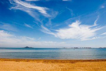 IslasMenores, en el Mar Menor