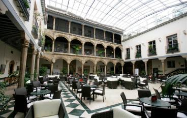 SCB Spain Convention Bureau. PALACIO DE LOS VELADA AVILA