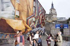 PLAZA BURULLERÍA - Basquetour
