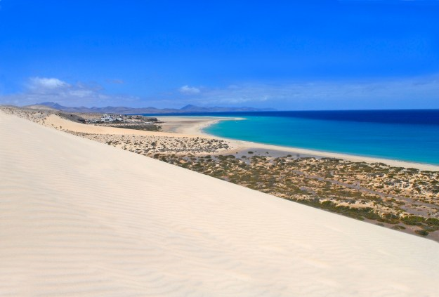 SCB Spain Convention Bureau. Fuerteventura.