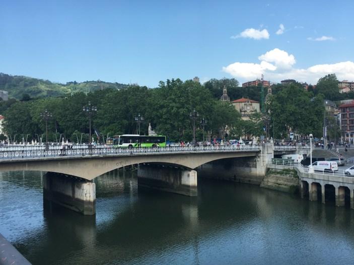 SCB Spain Convention Bureau. Bilbao. Puente del Arenal