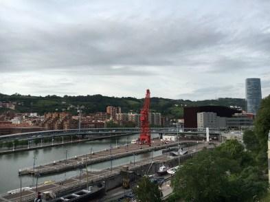 SCB Spain Convention Bureau. Bilbao. Vista desde Ribera Deusto