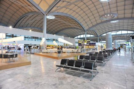 Aeropuerto Internacional Alicante