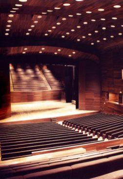León. Auditorio