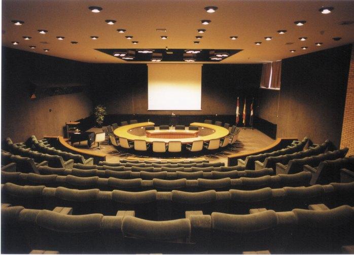 SCB Spain Convention Bureau. Ávila. Escuela Policia.