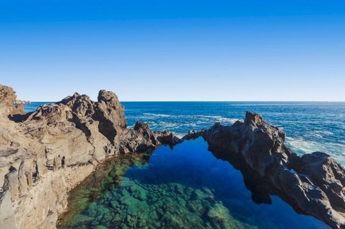 SCB Spain Convention Bureau. Tenerife. Playa Charco La Laja San Juan de la Rambla